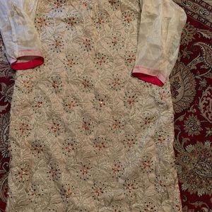 Like new Indian beautiful party dress2 Piece